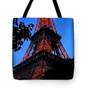 Eiffel Tower Tote Bag by Juergen Weiss