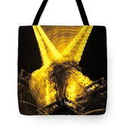 Eiffel Tower New Year Tote Bag