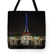Eiffel Towers Tote Bag