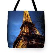 Eiffel's Magic Tote Bag