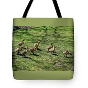 Eight Is Enough Tote Bag