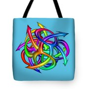 Eight Knights Of Pride Tote Bag