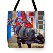 Eight Long Seconds Tote Bag