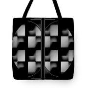 Eight On The Side Tote Bag
