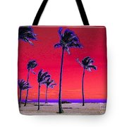 Eight Palms Tote Bag