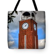Eight Past Three Tote Bag