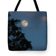 Eight Thirty Two Pm Tote Bag