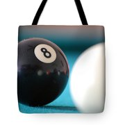 Eightball Tote Bag
