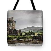 A Bonnie Wee Castle Tote Bag