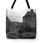 Eilean Donan Castle, Scotland Tote Bag