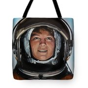 Eileen Collins Tote Bag