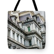 Eisenhower Building Tote Bag
