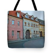 Eisleben At Dusk Tote Bag