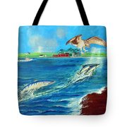 Either Way Tote Bag
