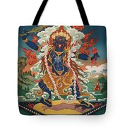 Ekajati Tote Bag by Sergey Noskov