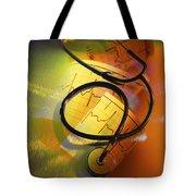 Ekg Stethoscope Composite Tote Bag