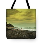 El Beach - El Salvador Tote Bag