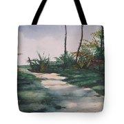 El Camino De La Manana Tote Bag