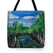 El Camino - El Verano - The Path - Summer Tote Bag