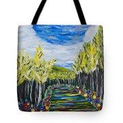 El Camino - Primavera - The Path - Spring Tote Bag