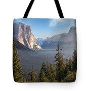 El Capitan Valley View Tote Bag