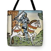 El Cid Campeador (1040?-1099) Tote Bag