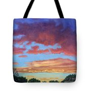 El Dorado Sunset Tote Bag