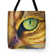 El Gato Tote Bag by Brian  Commerford