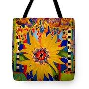 El Girasol Tote Bag