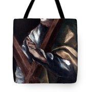 El Greco: St. Andrew Tote Bag