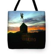 El Grifo Tote Bag
