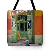 El Hecho Pub Tote Bag
