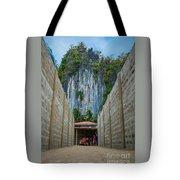 El Nido Alley Tote Bag