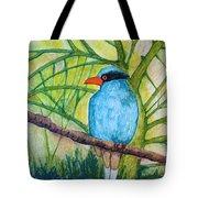 El Pajaro Del Agua Azul  Tote Bag