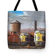 El Power Tote Bag by Christopher Jenkins
