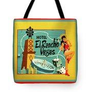 El Rancho Tote Bag