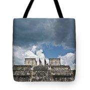 El Templo De Las Columnas  1 Tote Bag