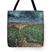 El Viento Del Mar Tote Bag