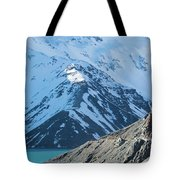 El Yeso Dam Tote Bag