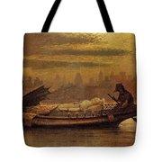 Elaine John Atkinson Grimshaw Tote Bag