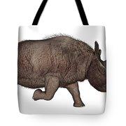 Elasmotherium Tote Bag