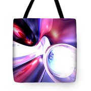 Elation Abstract Tote Bag