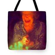 Elderly Joy Tote Bag