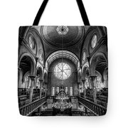 Eldridge Street Synagogue Tote Bag