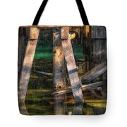 Eleanor Tote Bag by Bitter Buffalo Photography
