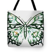 Election 2020 Presidential Candidate Catherien Lott Usa Green Butterfly Tote Bag