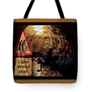 Election Ahead Tote Bag