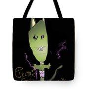 Electric Cat Tote Bag