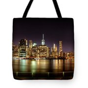 Electric City Tote Bag
