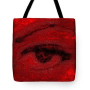 Electric Eye Tote Bag by Eikoni Images